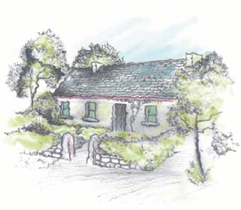 irish palatine holiday cottage